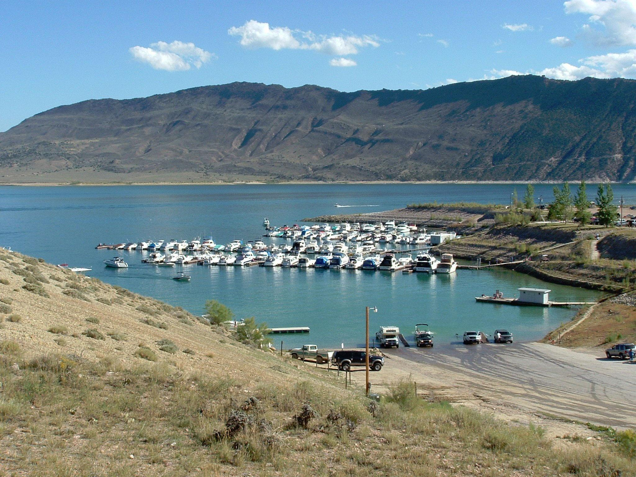 RV Camping in Flaming Gorge Nat. Rec. Area | MR RV