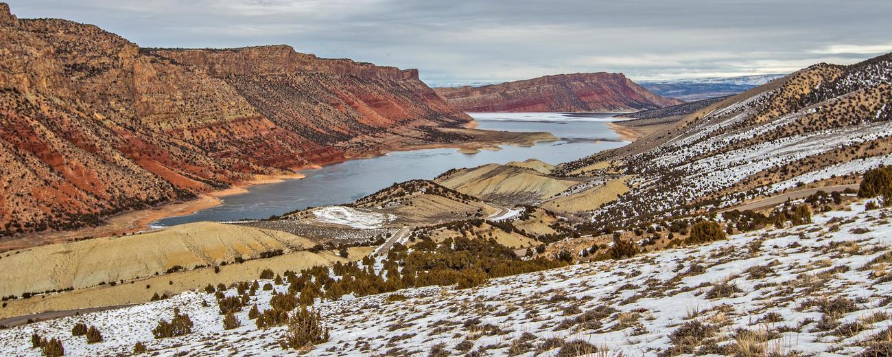 Flaming Gorge NRA, Wyoming Sightseeing Tour Information